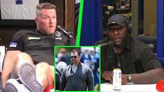 Pat McAfee And Robert Mathis Talk Ryan Grigson And What Ruined The Colts Culture