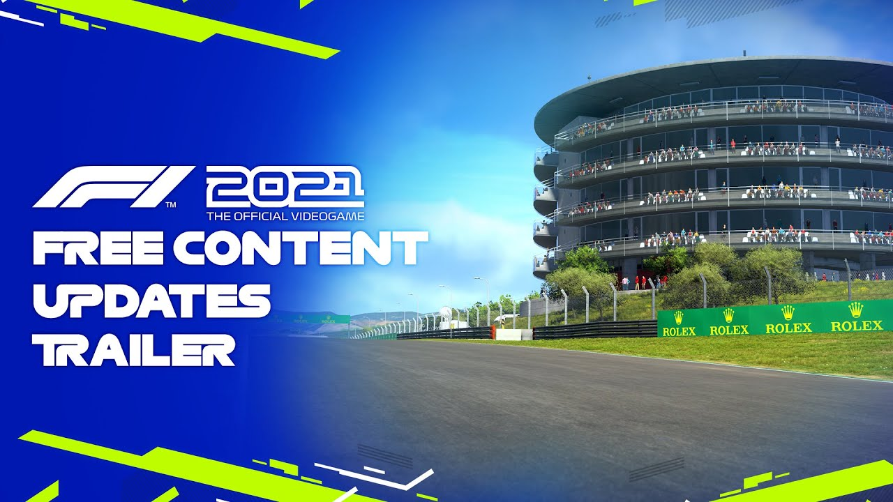 PlayTube Gaming: F1® 2021 | Free Content Updates Trailer
