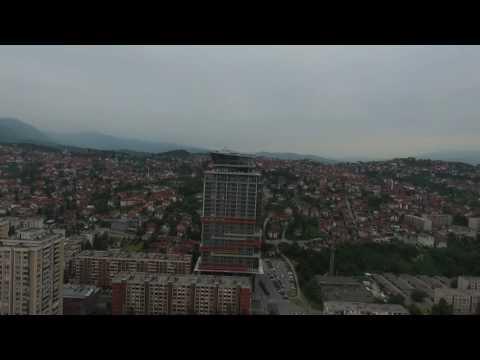 Dron / Sarajevo / Bosmal / Hrasno / Žuti neboderi / Čengić Vila