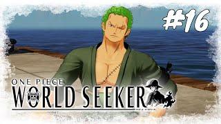 Lets Play One Piece World Seeker #16 / Zorro, wo bist du schon wieder/ Gameplay (PS4 Deutsch German)