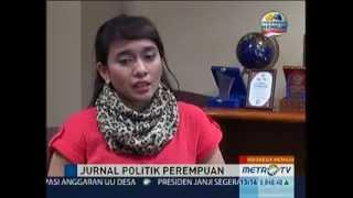 Indonesia Memilih: Jurnal Politik Perempuan - Nova Riyanti Yusuf