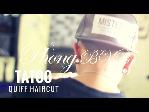 Quiff hairstyle men - Kiểu Tóc Quiff đương đại đẹp nhất 2017 - Phong BvB