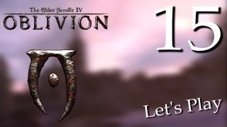 Прохождение The Elder Scrolls IV: Oblivion с Карном. Часть 15
