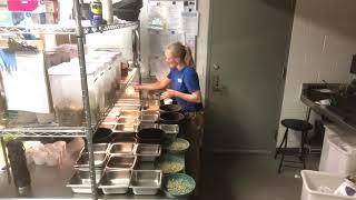 Behind the Scenes: Daily Food Prep