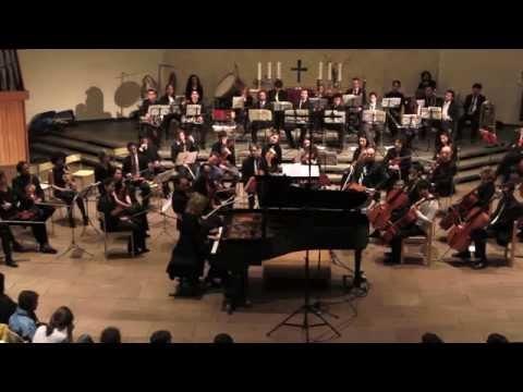 Concierto N.2, Op.18, para piano y orquesta - Sergei Rachmaninoff