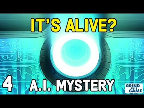 Surviving Mars - #4 IT'S ALIVE? - ARTIFICIAL INTELLIGENCE (AI) Mystery [4k]