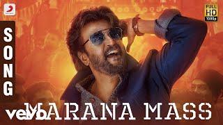 Petta - Marana Mass Tamil Song | Rajinikanth | Anirudh Ravichander