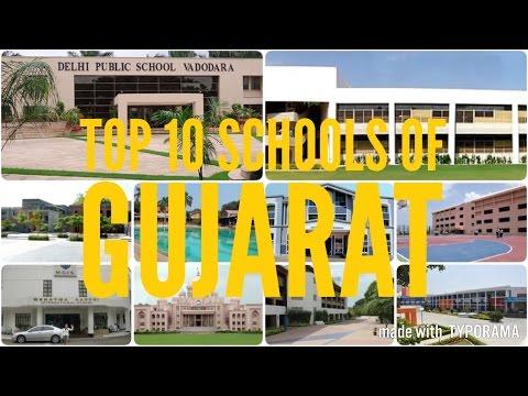 Top 10 Schools in Gujarat (2017)