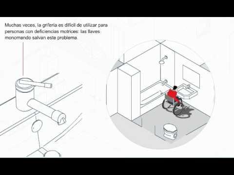 Edificios Adaptados Para Discapacitados Youtube