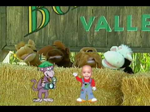 Baby Genius Favorite Nursery Rhymes Personalized Dvd