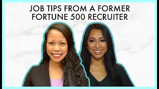 How to SELL YOURSELF in an Interview or Job Application | Tips from a Former Fortune 500 Recruiter