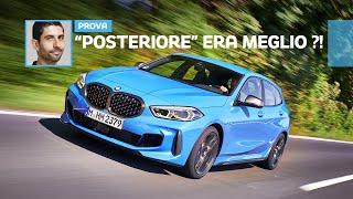 BMW Serie 1, come va ora che è a trazione anteriore?