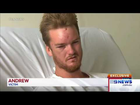 Nine News. African Gangs Crime Sweep Melbourne Beaches Attacking Australians