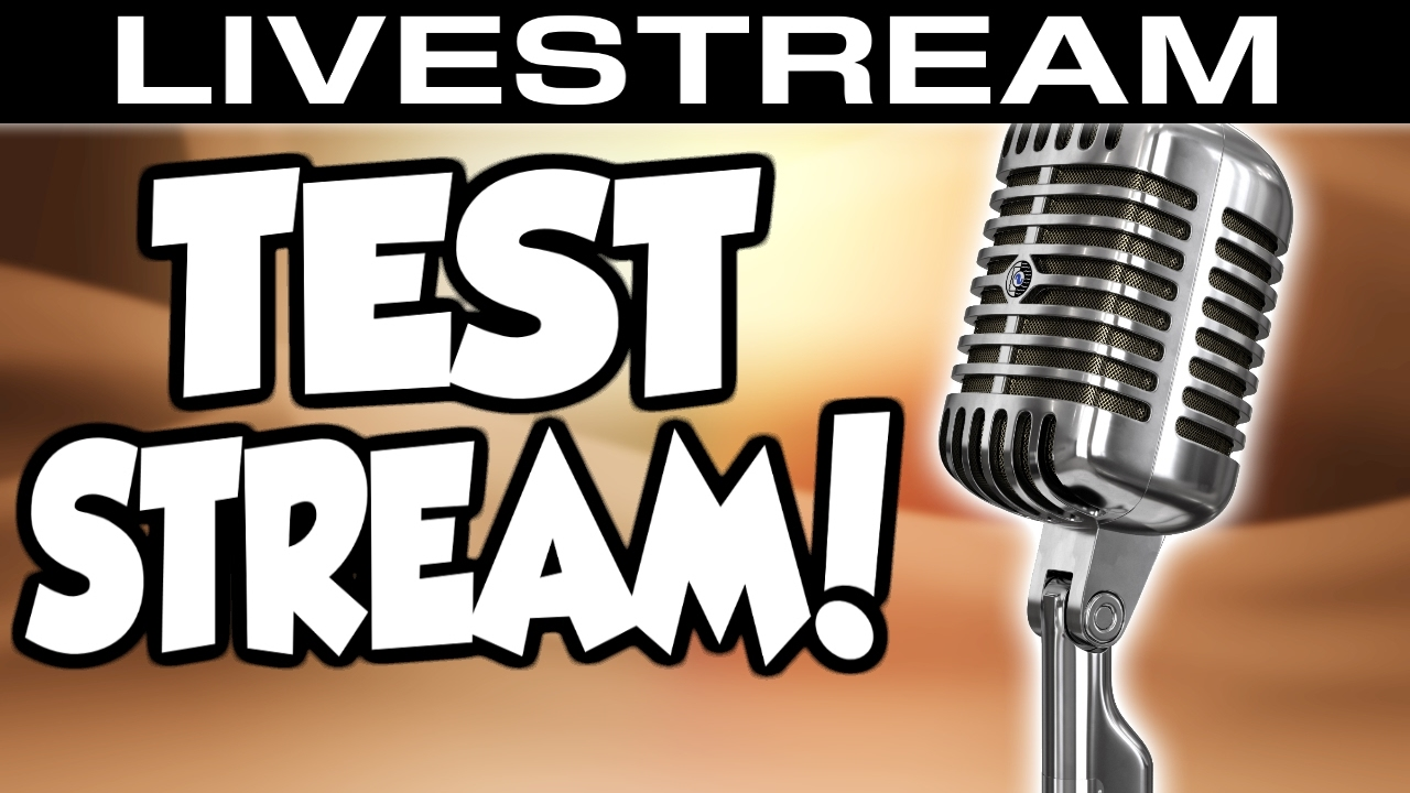 Stream Test