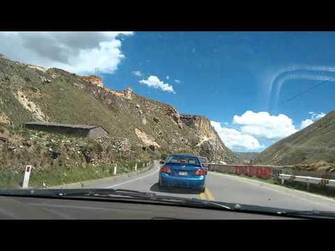 viaje de Lima a Huancayo 2016 TERCEL