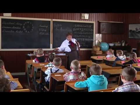Living History at the 150 Mile House School