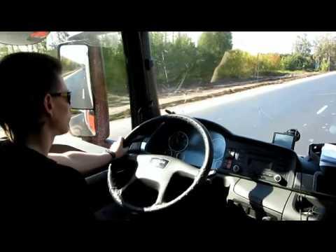 Папа я скучаю - Максим Моисеев и Полина Королева музыкальный клип Сибтракскан Scania