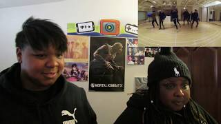 (EXO) 'Electric Kiss' Dance Practice + | REACTION