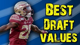 The five biggest STEALS of the 2021 NFL Draft
