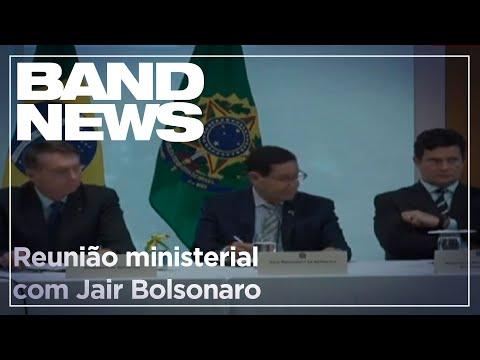 Vídeo mostra que o Brasil tem um presidente à altura da vontade dos que o elegeram - foi escolhido para declarar guerra aos larápios e aos comunistas e assim está fazendo