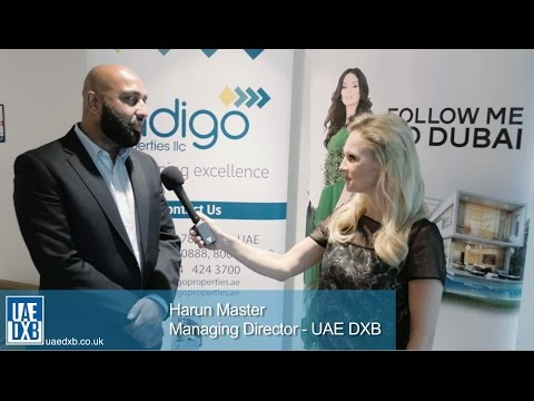 Dubai property trade show with UAE DXB in London | ultravideopro