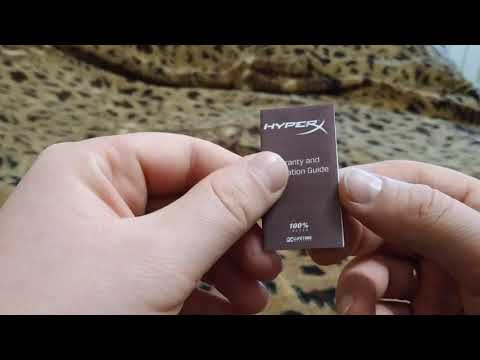 Оперативная память HyperX DDR3-1600 4096MB PC3-12800 Fury Black (HX316C10FB/4)