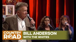 """Bill Anderson with The Whites sing """"Moma Sang a Song"""" on Country's Family Reunion"""