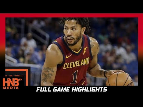 Cleveland Cavaliers vs Atlanta Hawks 1st Half Highlights / Week 3 / 2017 NBA Season