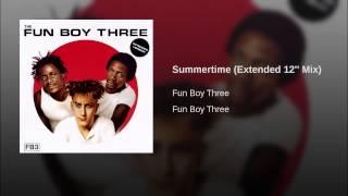 Summertime (Extended 12