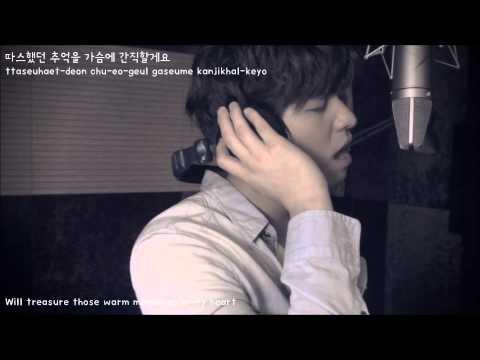 Lee Jang Woo - Words I Couldn't Bear to Say [Hangul+Romanization+Eng]