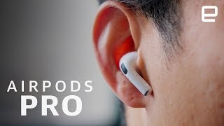Apple AirPods Pro first look: A big improvement