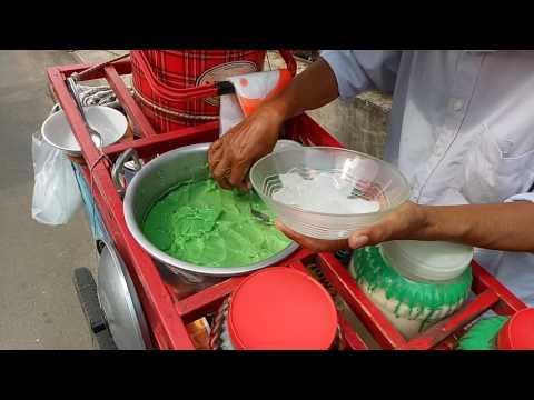 INDONESIAN TRADISIONAL FOOD DESSERT - BUBUR SUMSUM
