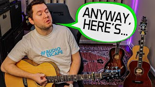The 5 Acoustic Guitar Riffs EVERYONE Asks You to Play (and how to play them)