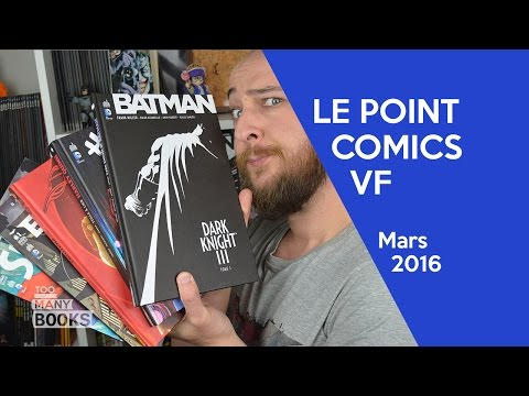 Le Point Comics VF - Mars 2016