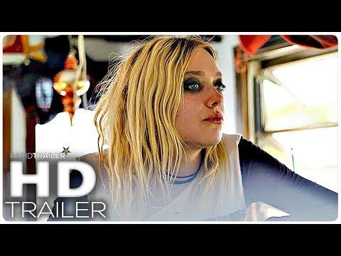 VIENA AND THE FANTOMES Official Trailer (2020) Dakota Fanning, Zoë Kravitz Movie HD