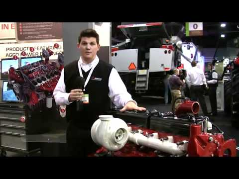 Download Youtube: AGCO developing 7-cylinder, 12-cylinder engines
