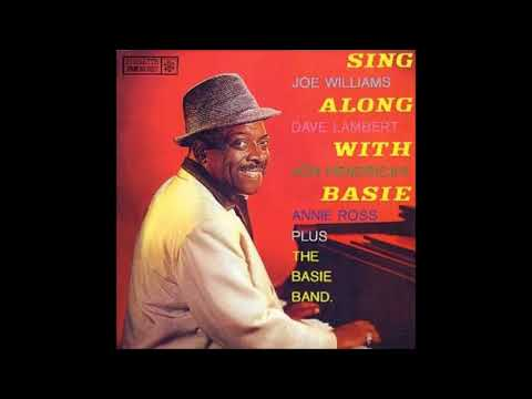 Lambert, Hendrikcs & Ross & Joe Williams- Sing Along with Basie ( Full Album )
