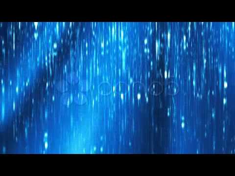 Christmas Snow Falling Wallpaper Blue Abstract Rain Background Youtube