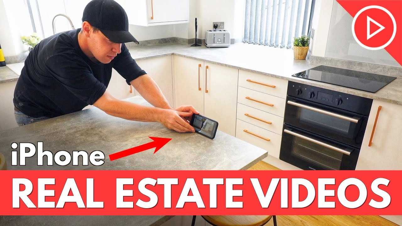 How To Shoot Real Estate Videos WITH YOUR PHONE | Handheld Property Tour Videos