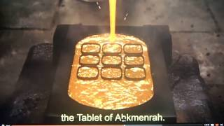 Night At the Museum Secret of the Tomb  - 2014 - The Mystery of the tablet Ahkmenrah