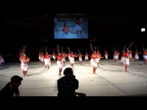 Culture Night (BYU-Hawaii:Tonga Chapter winter 2015)