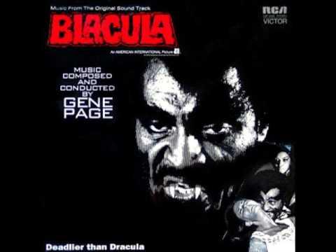 Blacula (1972) Original Soundtrack Complete