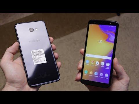 ЧЕСТНО И КОРОТКО О Samsung Galaxy J4+ (2018)