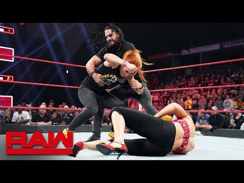 Rollins, Lynch, Corbin and Evans get Extreme: Raw, June 24, 2019