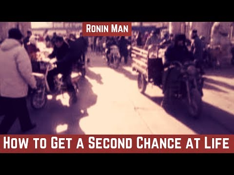 How to get a second chance with a guy