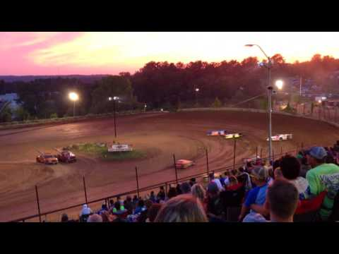 Dirt Track Racing at I77 Speedway in Ripley, WV July 3rd, 2017