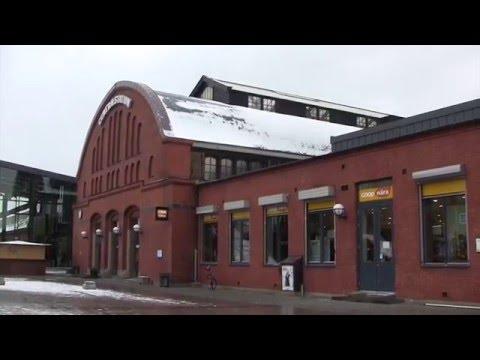 Malmö, Sweden - January 2016