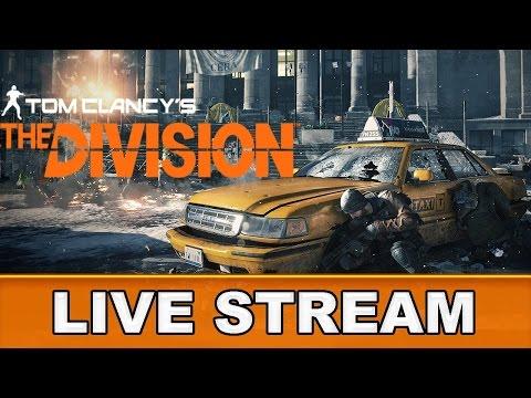 [REDIFF] du 19/03/2016 : En LIVE sur The Division !!! Pennsylvania Plaza !!!