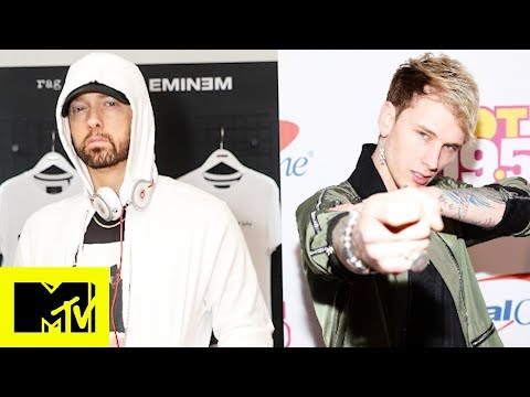 Who Won The MGK Vs Eminem Beef? | MTV News Round Up