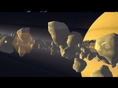 "CGI Animated Short ""Trippy Universe"" (Trippy Animation Full HD)"